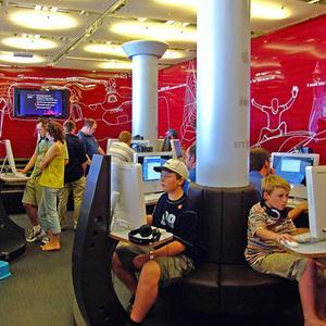Интернет-кафе Звенигорода