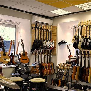 Музыкальные магазины Звенигорода
