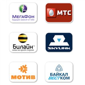 Операторы сотовой связи Звенигорода