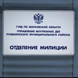 Отделения полиции Звенигорода