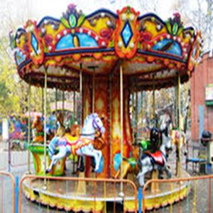 Парки культуры и отдыха Звенигорода
