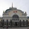 Железнодорожные вокзалы в Звенигороде