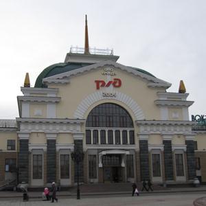 Железнодорожные вокзалы Звенигорода